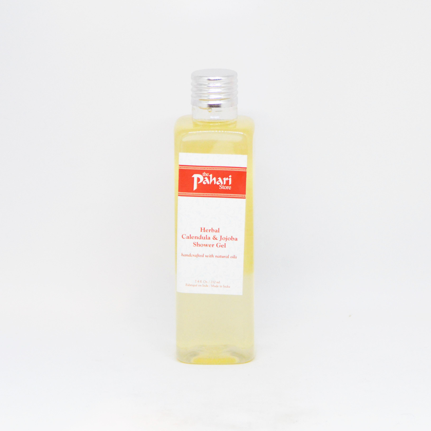 Herbal Calendula & Jojoba Shower Gel 210ml