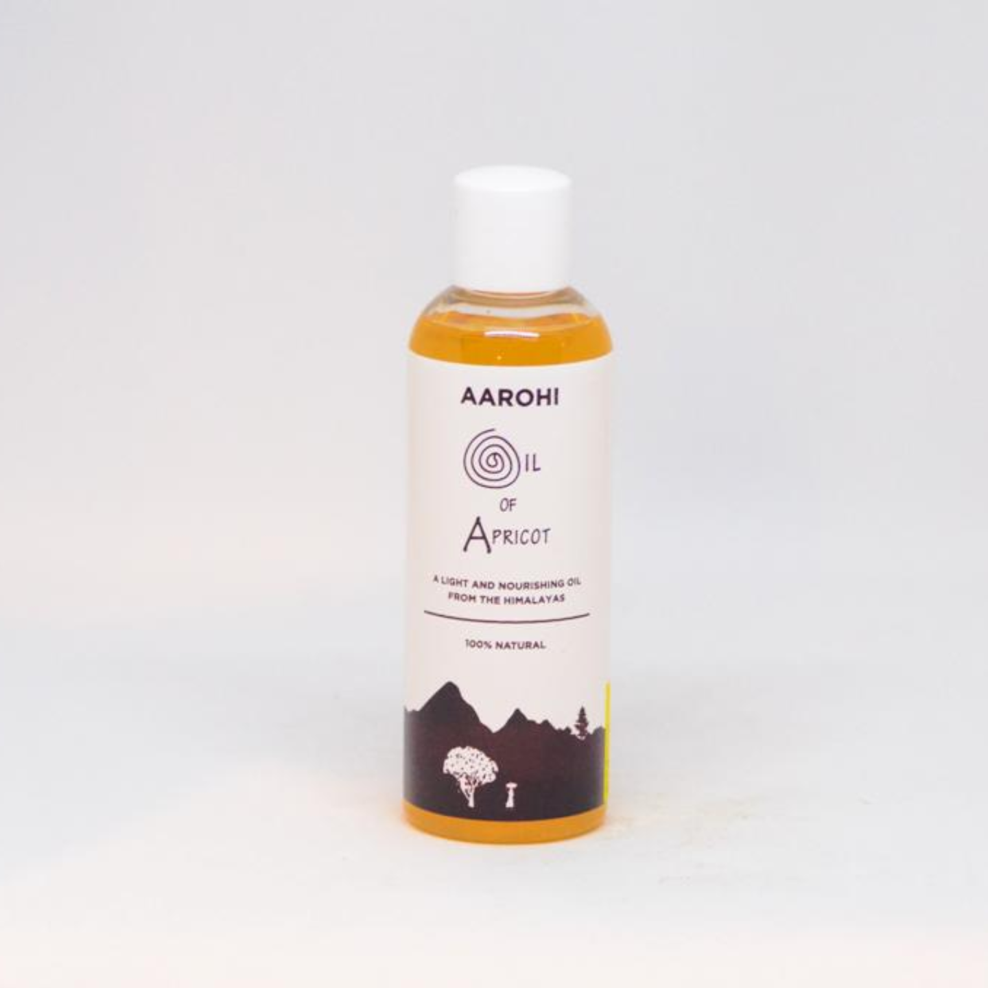 Pure Apricot Body Oil 100 ml