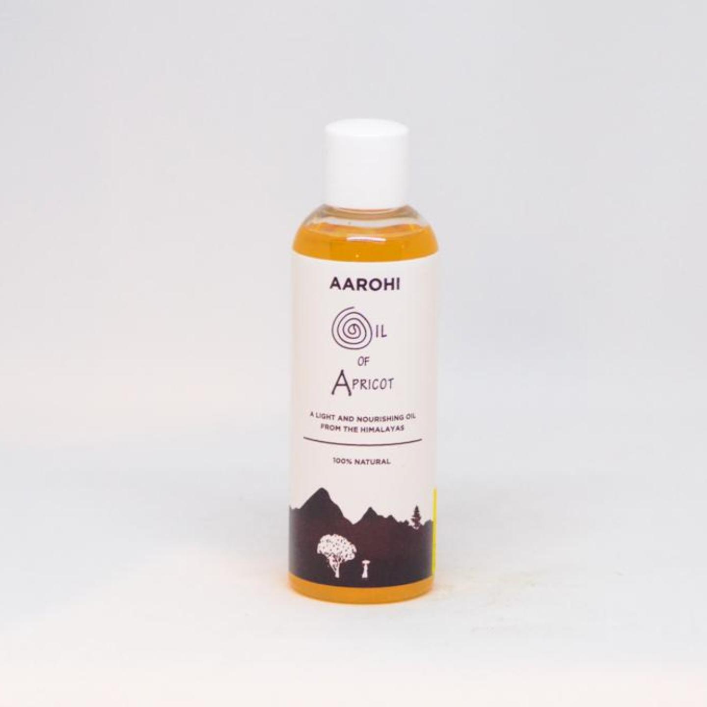 Pure Apricot Body Oil 100 ml