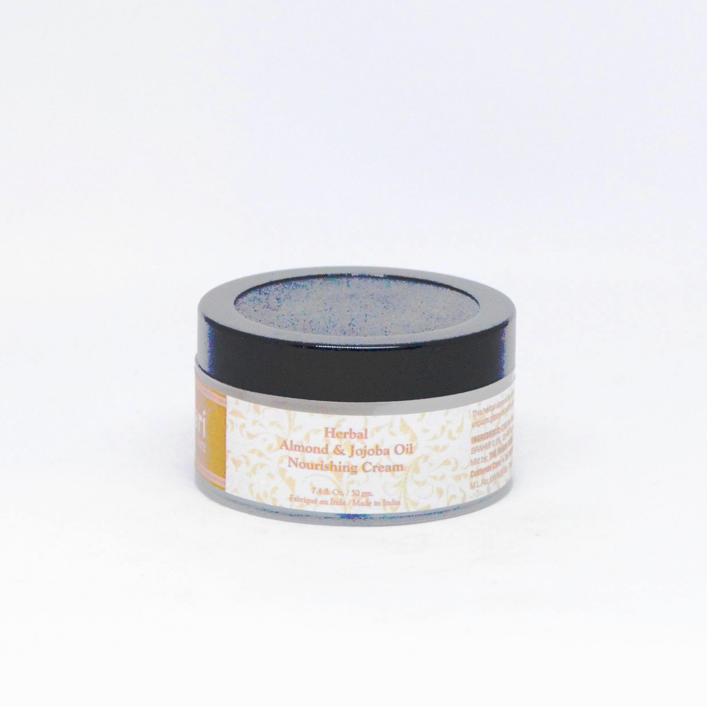Herbal Almond & Jojoba Oil Nourishing Cream 50g