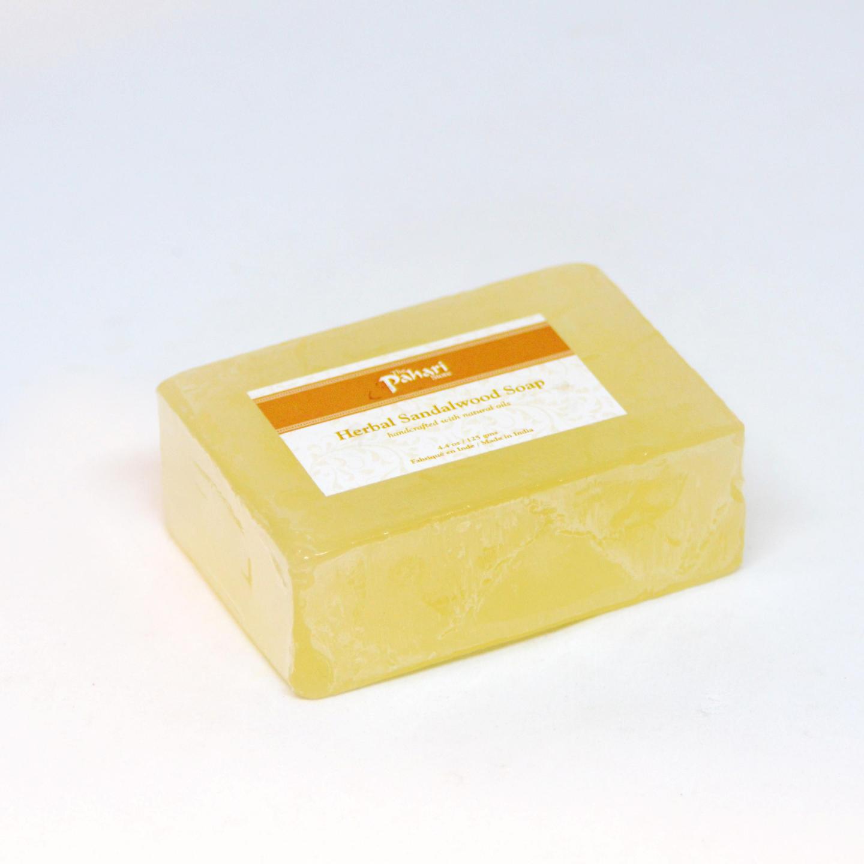 Sandalwood Herbal Soap