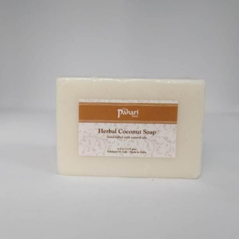 Coconut Herbal Soap 125g
