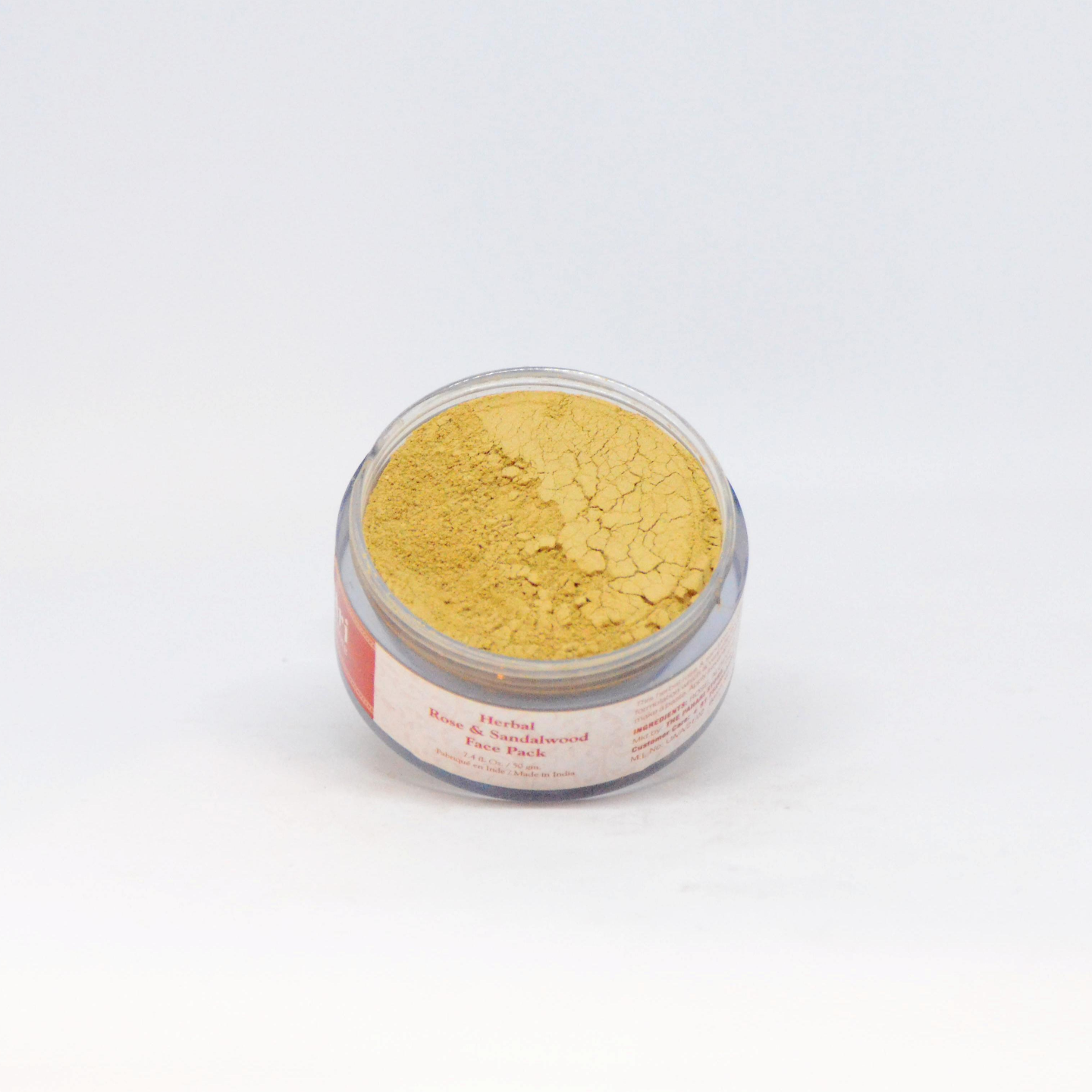 Rose & Sandalwood Face Pack