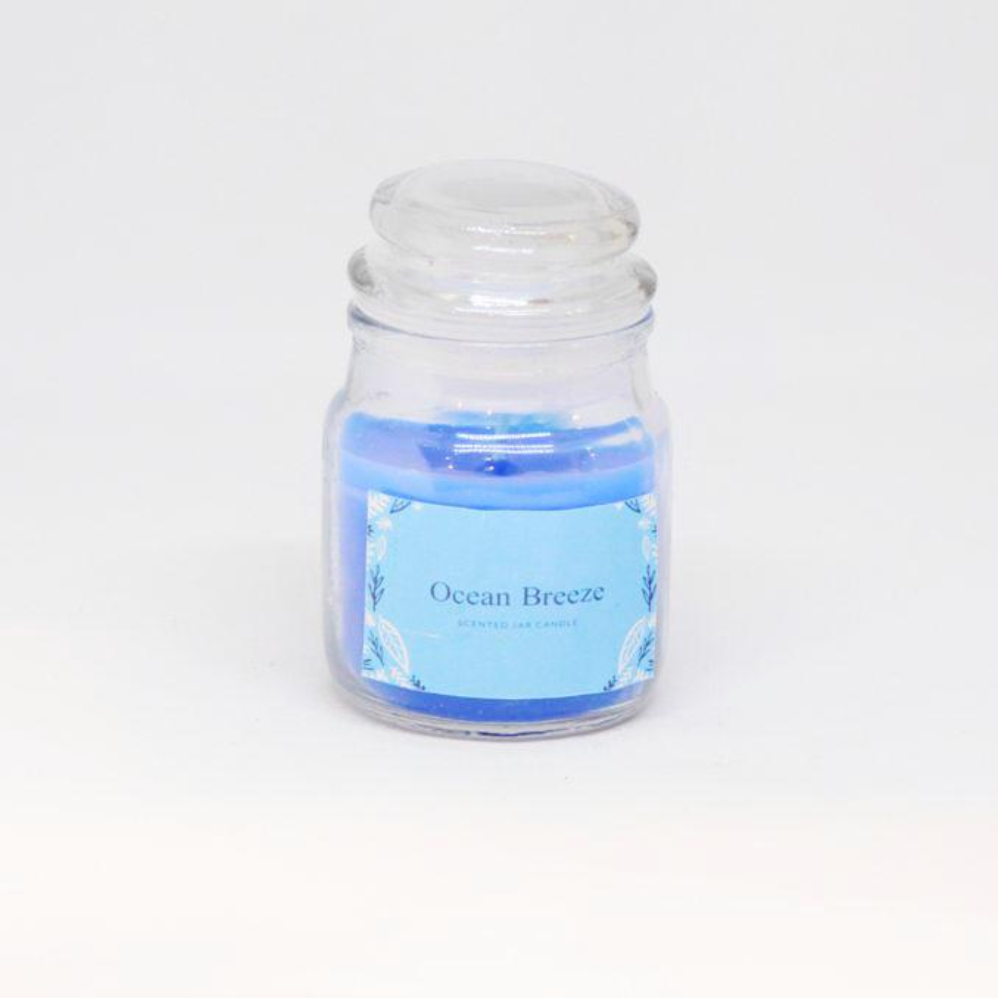 Scented Jar Candle - Ocean Breeze