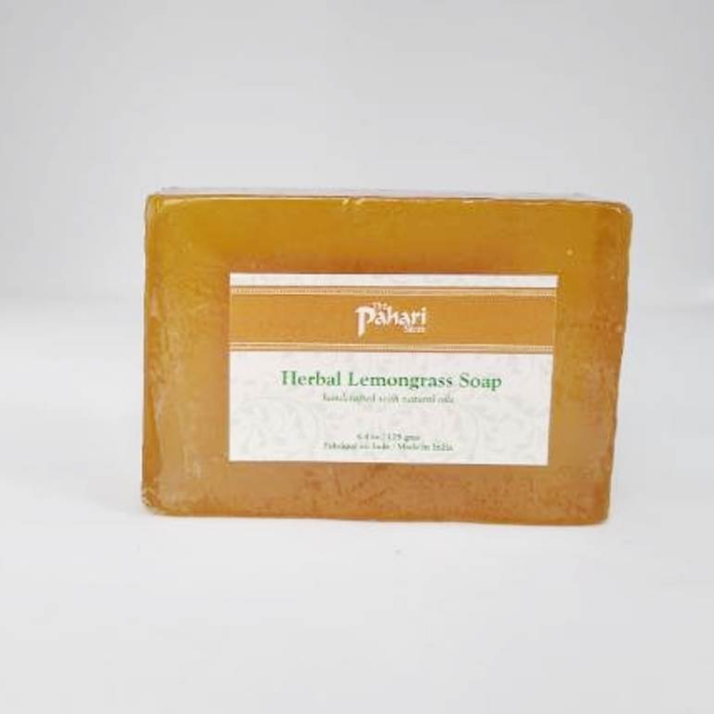 Lemongrass Herbal Soap 125g