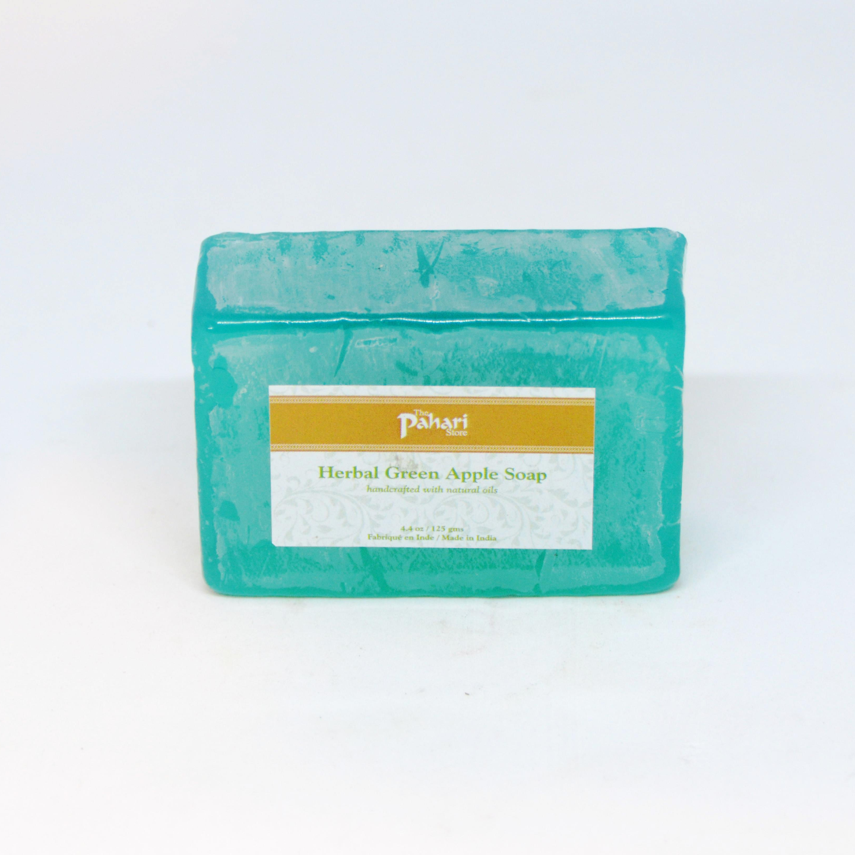 Green Apple Herbal Soap 125g