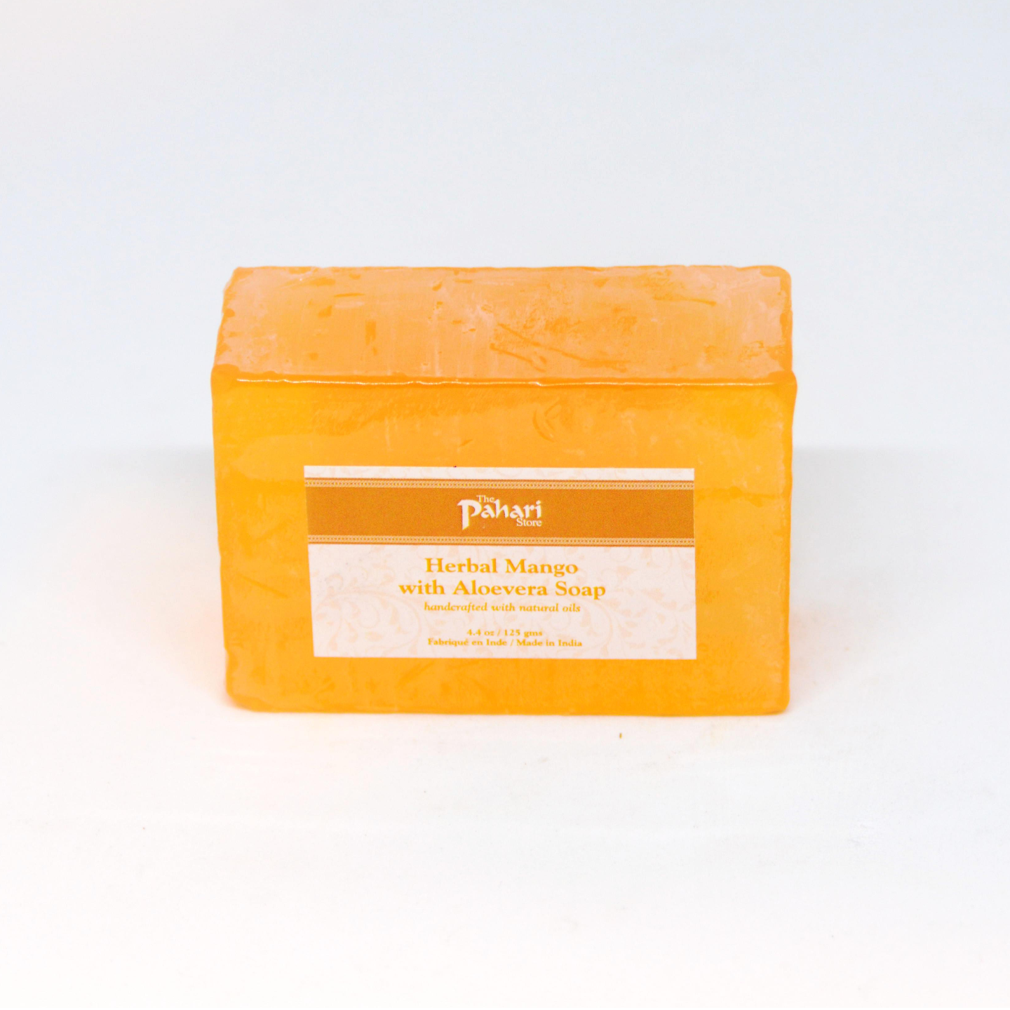 Mango Aloevera Herbal Soap 125g