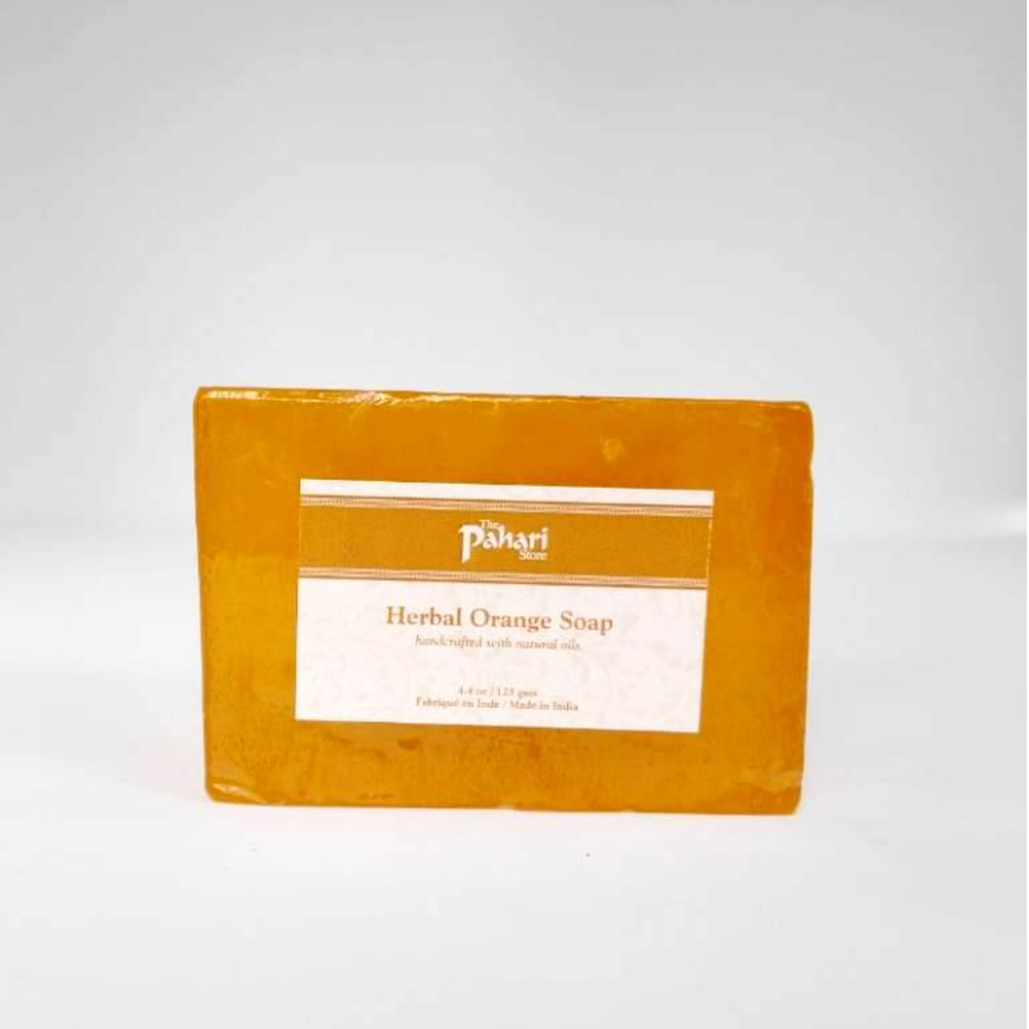 Orange Herbal Soap 125g