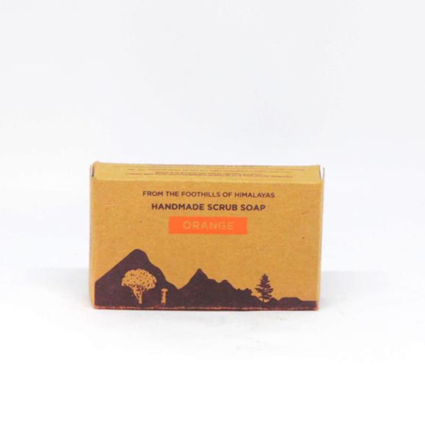 Aarohi Orange Scrub Soap