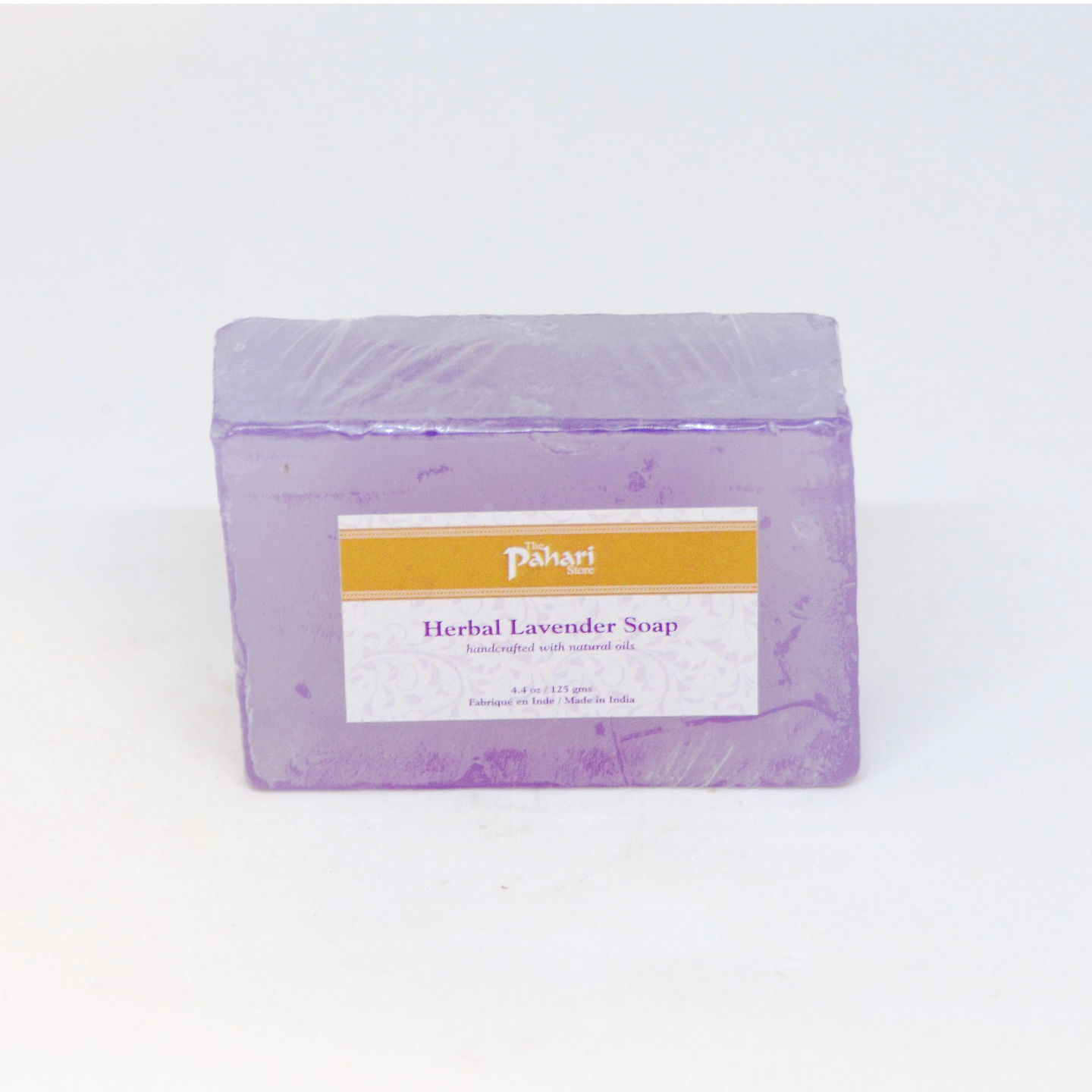 Lavender Herbal Soap 125g