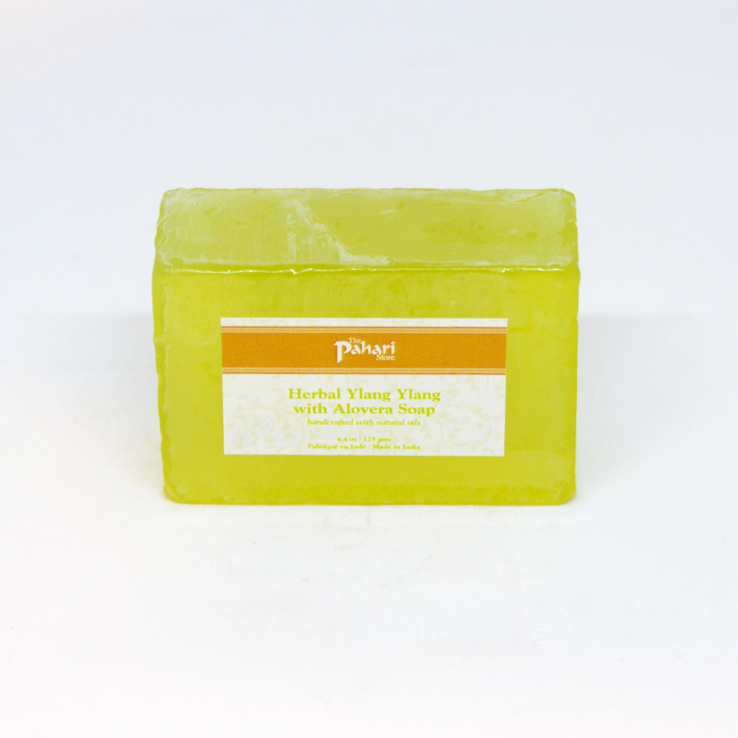 Ylang Ylang with Aloevera Herbal Soap 125g
