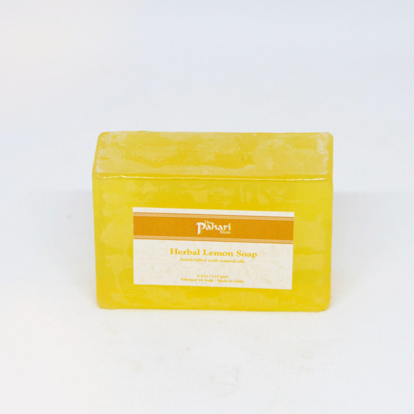Lemon Herbal Soap 125g