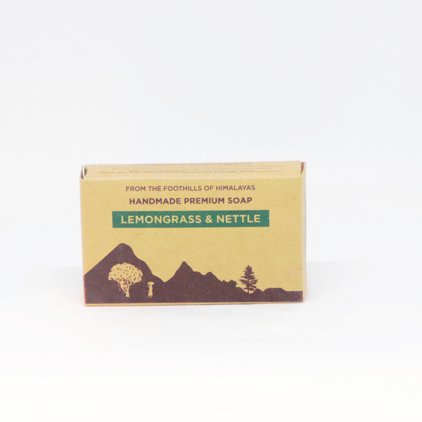 Aarohi Premium Lemon Grass & Nettle Soap