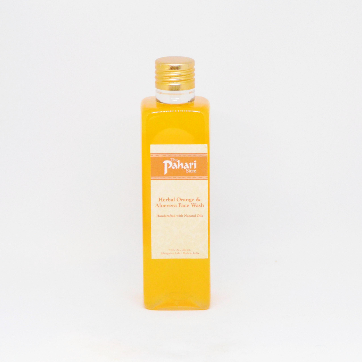 Orange & Aloevera Face Cleanser 210ml