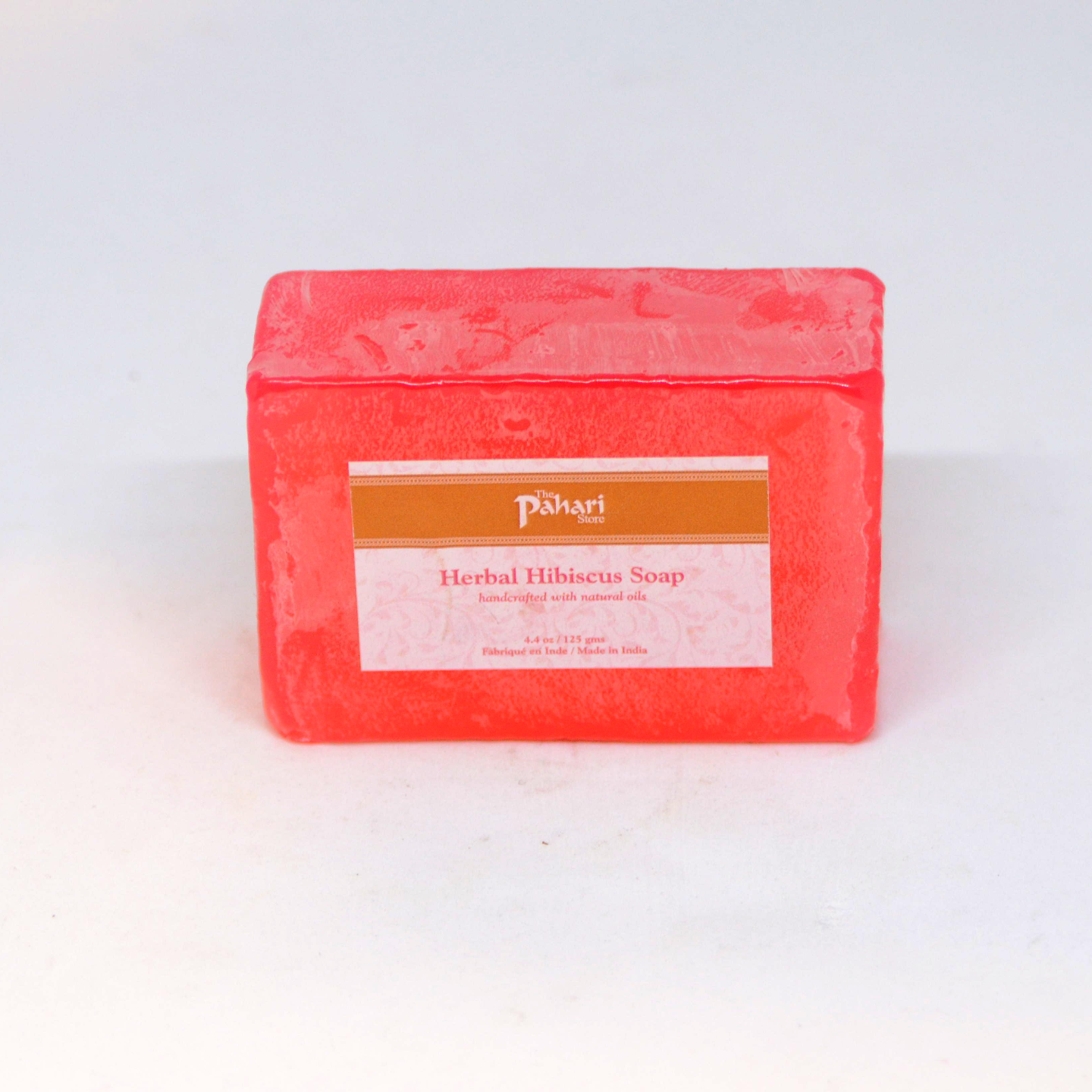 TPS Herbal Hibiscus Soap 125g