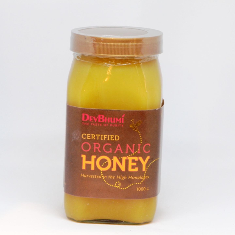Certified Organic Honey 1 kg