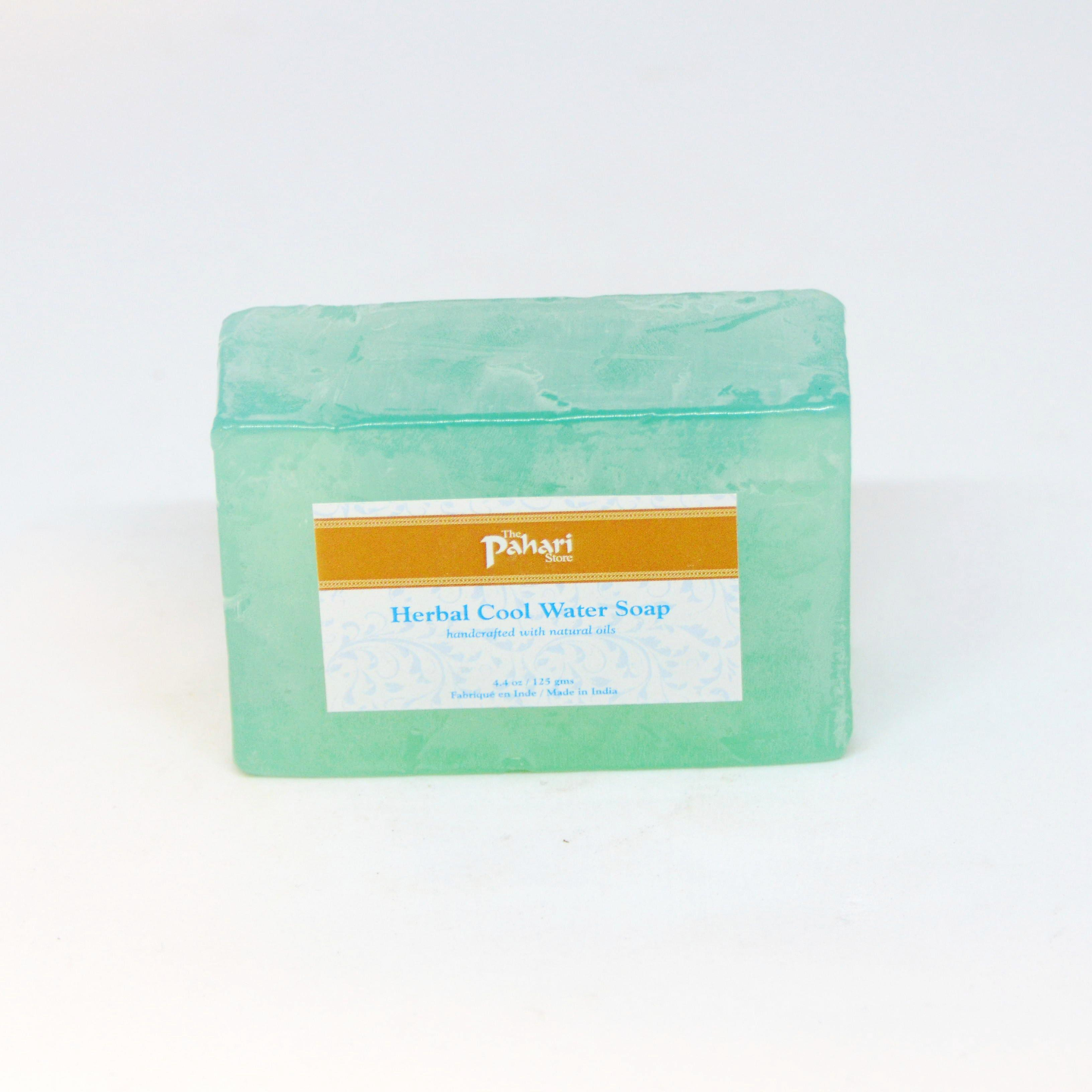 Cool Water Herbal Soap 125g