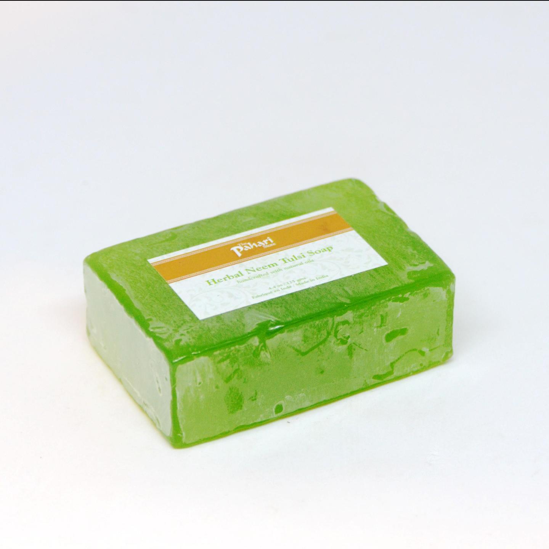 Neem Tulsi Herbal Soap 125g