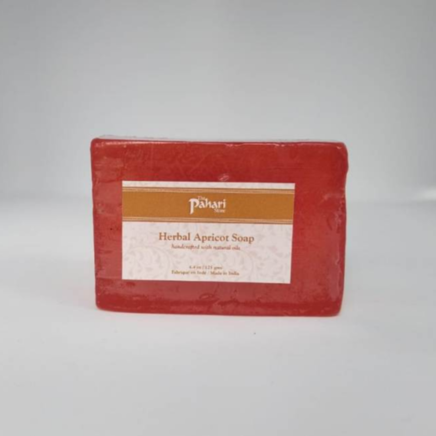 Herbal Apricot Soap