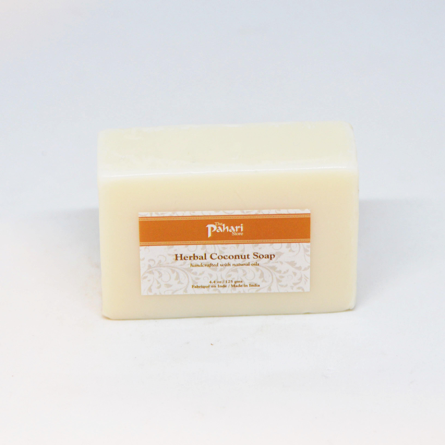 Coconut Herbal Soap 125g