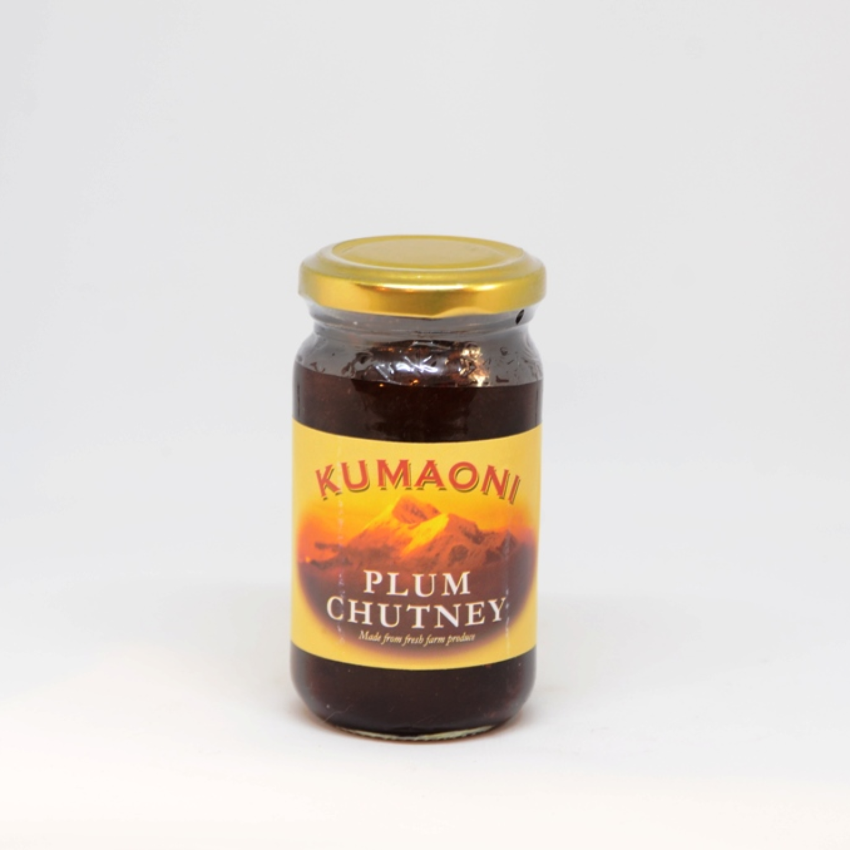 Kumaoni Plum Chutney 250 gm