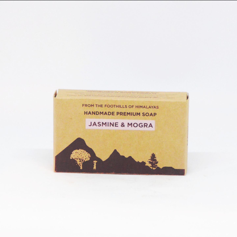 Jasmine & Mogra Luxury Bath Soap 70gms