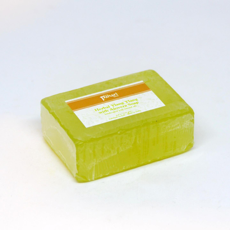 Ylang Ylang with Aloevera Herbal Soap 125g