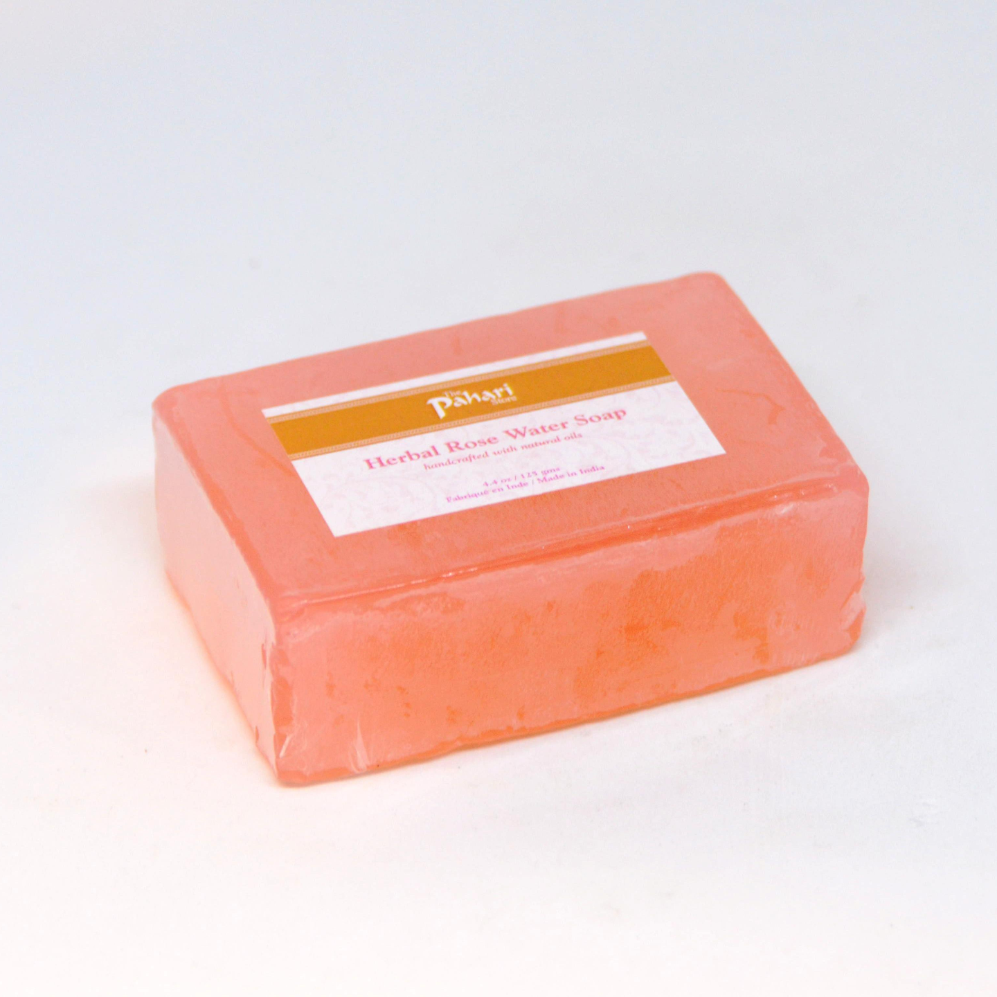 Rosewater Herbal Soap 125 gm