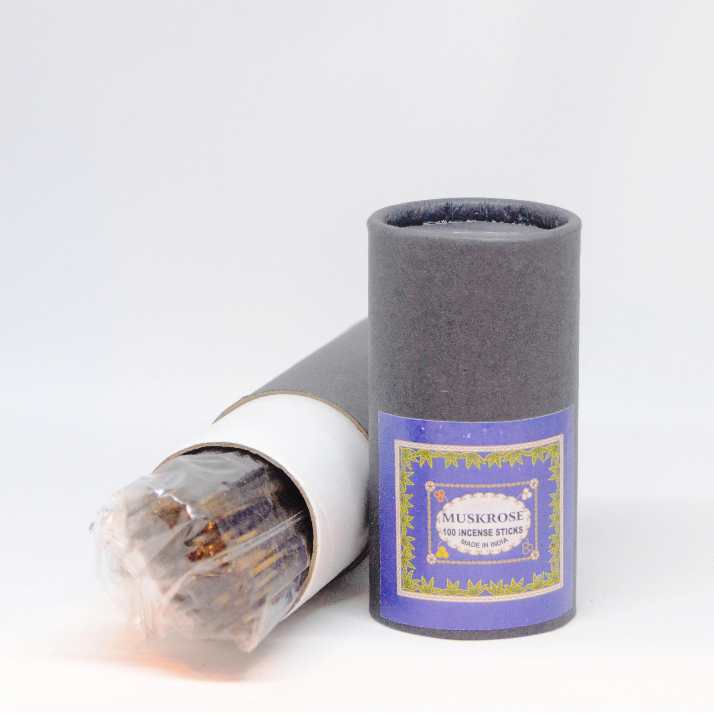 Premium Hand Rolled Incense - Musk Rose