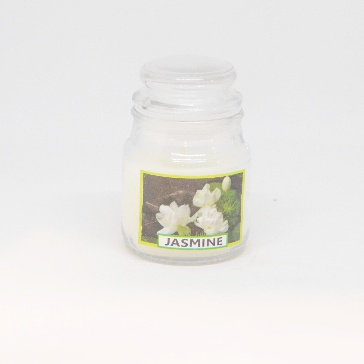 Scented Jar Candle - Jasmine