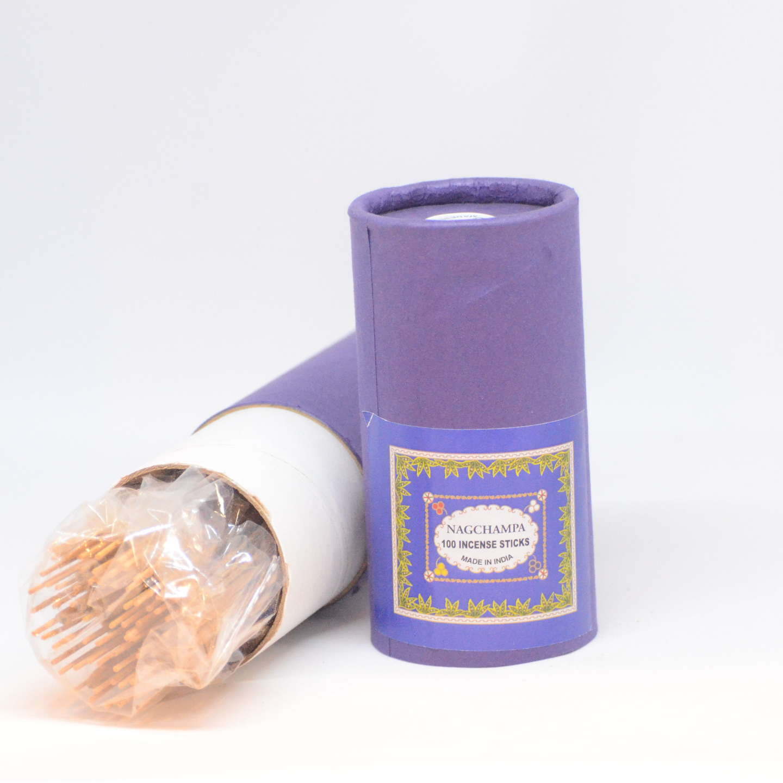 Premium Hand Rolled Incense Sticks - Nag Champa