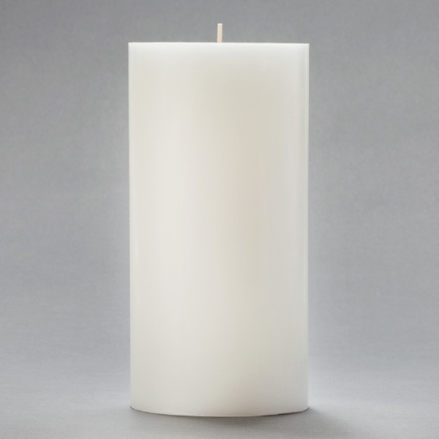 AuraDecor Pillar Candle ( 3*6 inch )