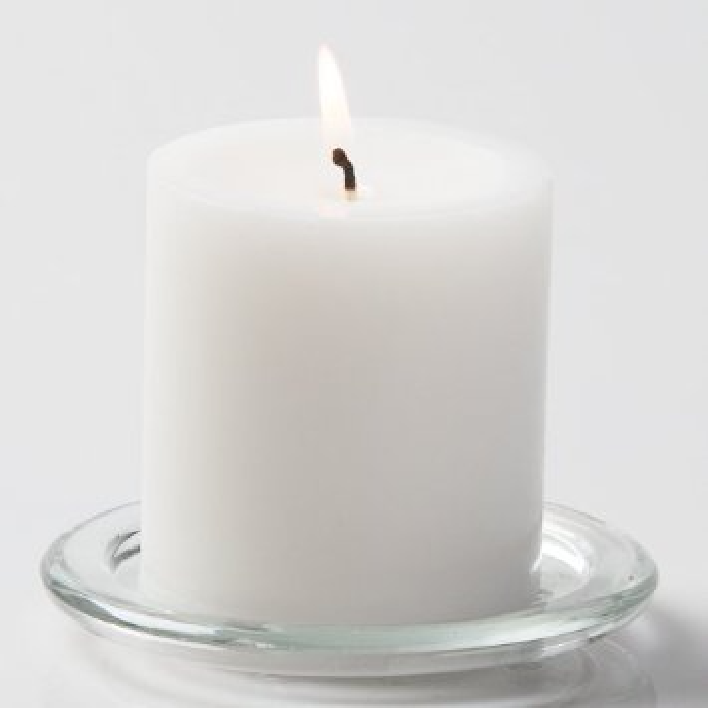 AuraDecor Pillar Candle ( 3*3 Inch )