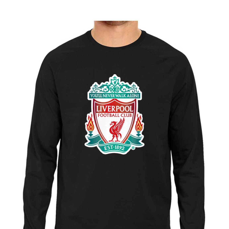Liverpool FC Full Sleeves Tshirt