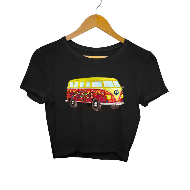 Volkswagen Travellers Van Crop Top