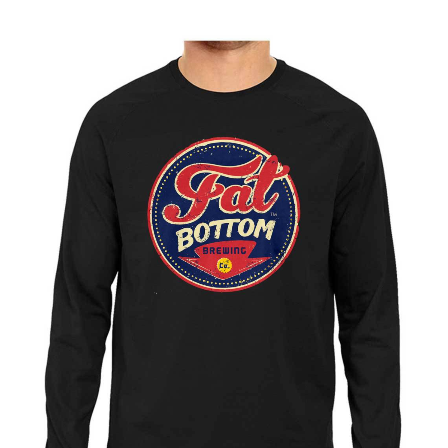 Fat Bottom Brewing Co Full Sleeves Tshirt