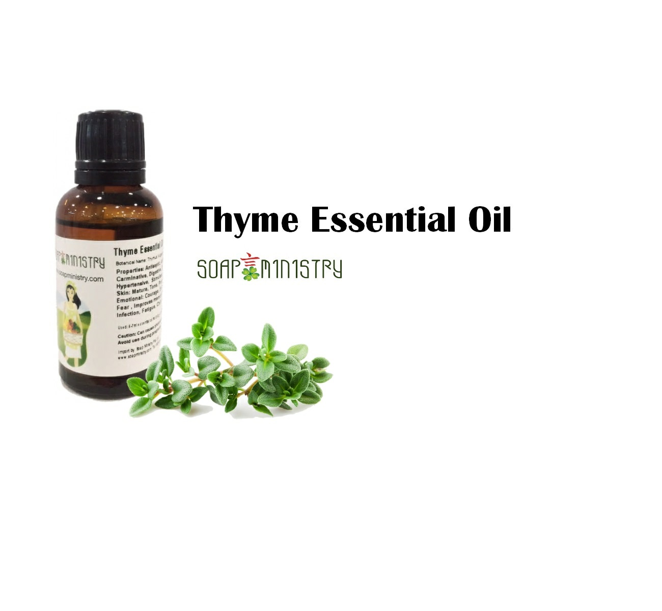Thyme Essential Oil 30ml