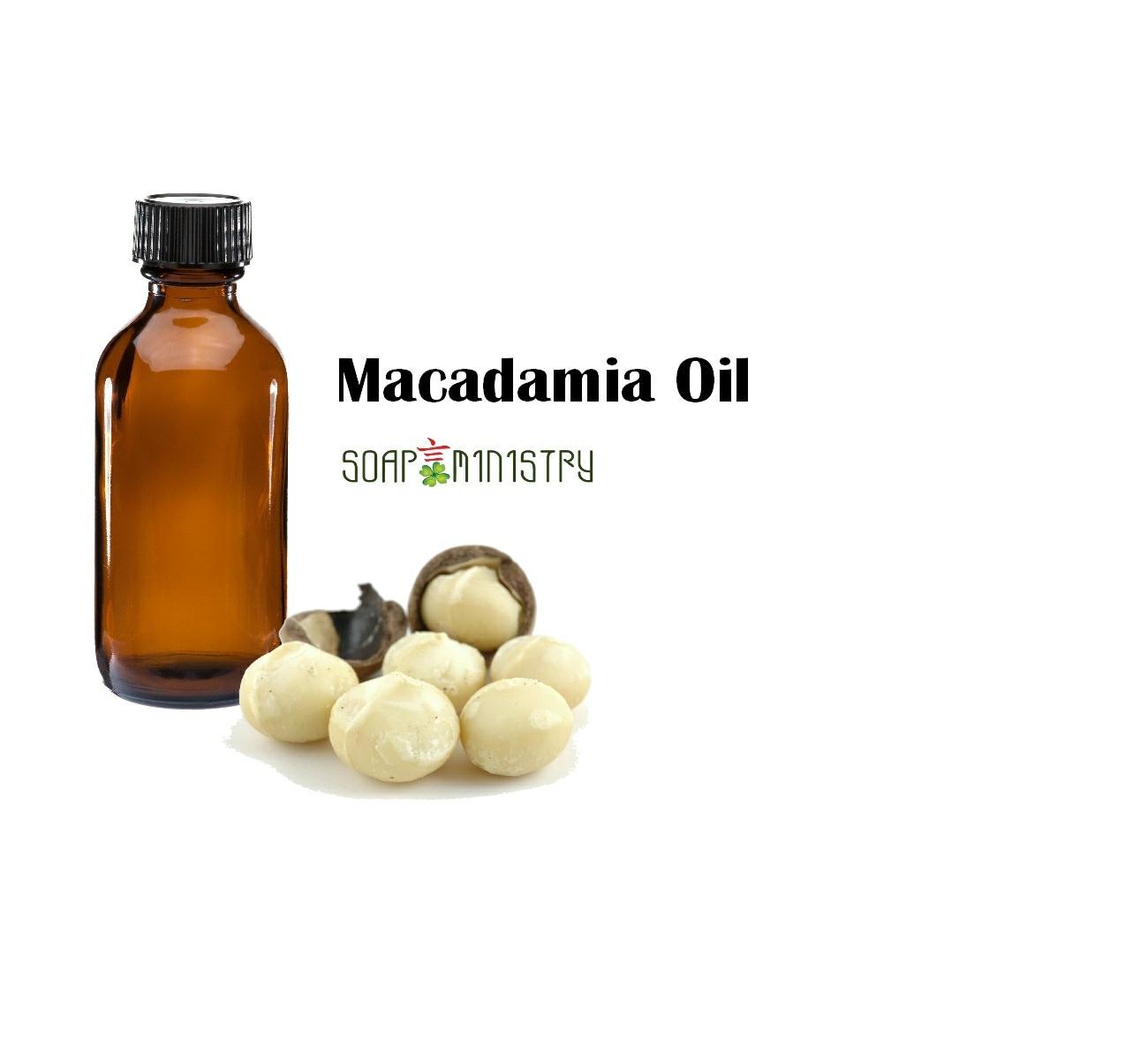 Macadamia Oil 1L