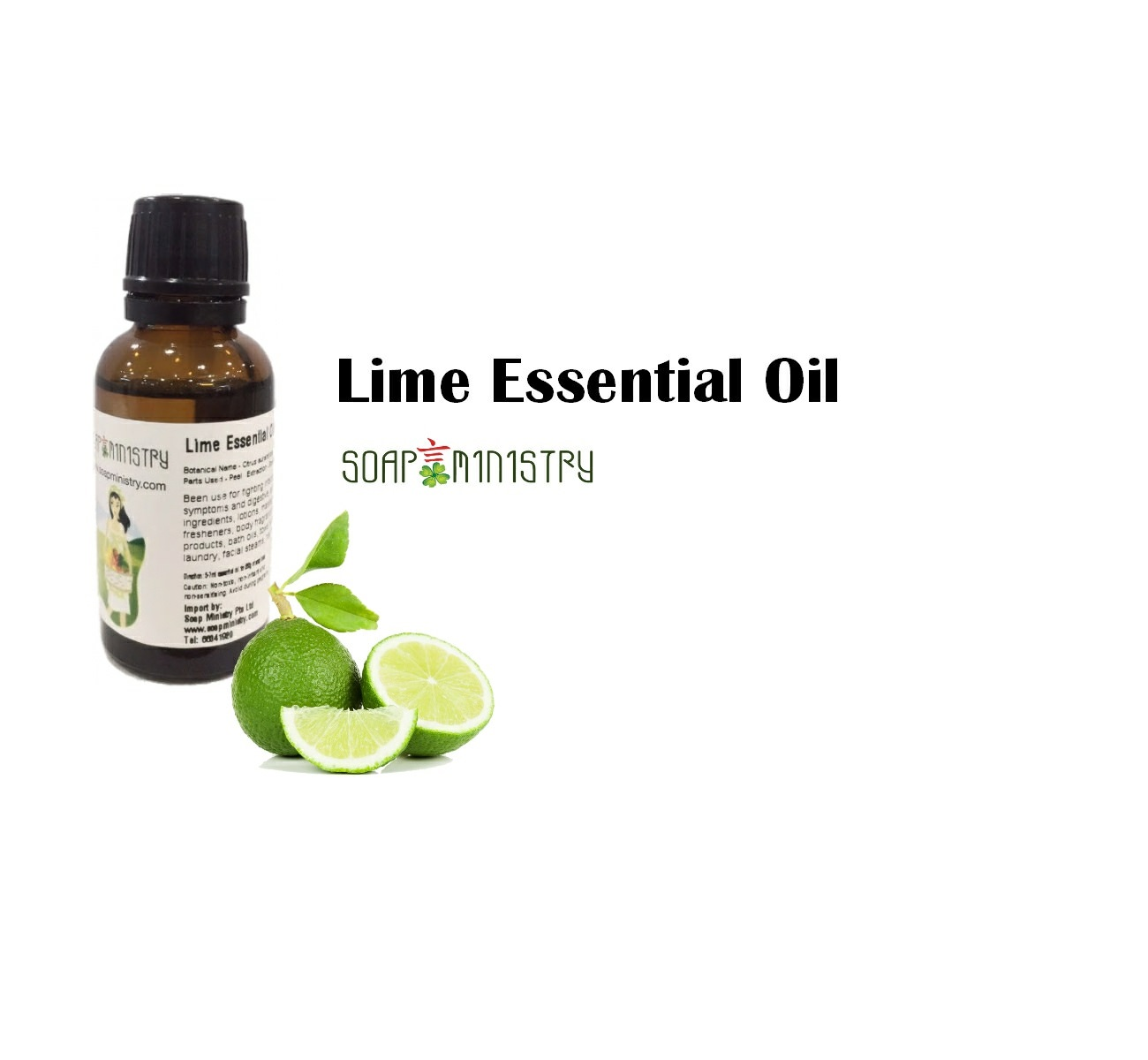 Lime Essential Oil 500ml