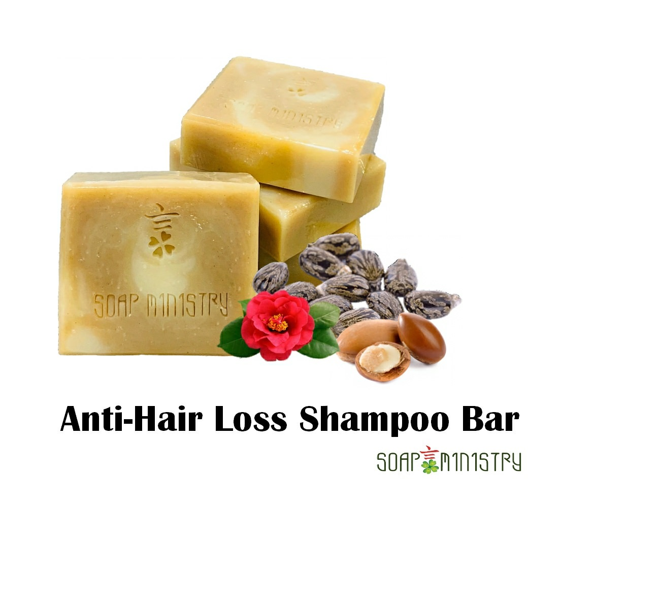 Anti Hair Loss Soap