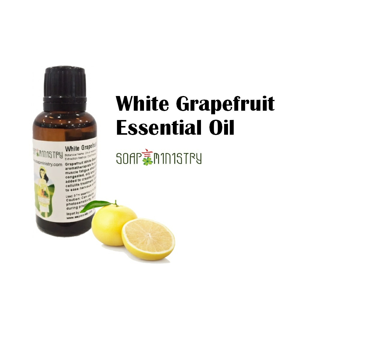 Grapefruit Essential Oil 30ml
