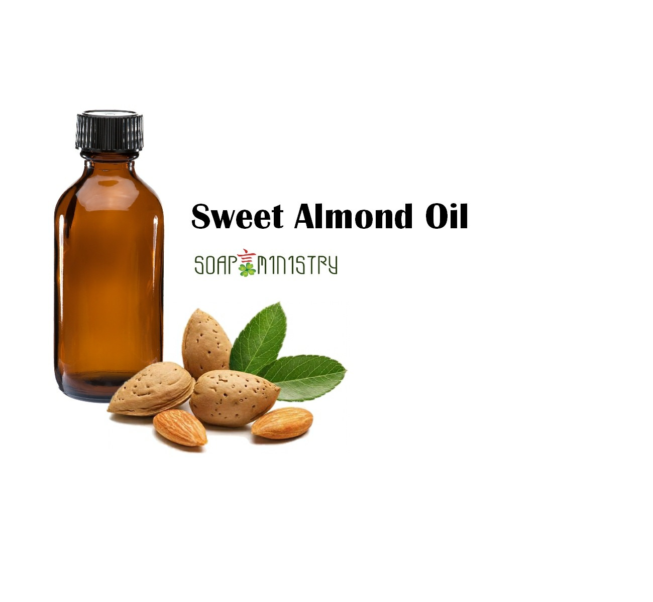 Sweet Almond Oil 100ml