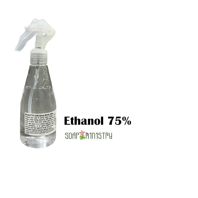 Ethanol 75% Alcohol 500ml