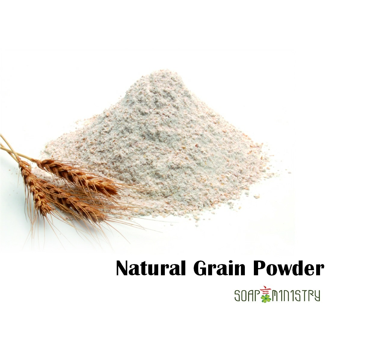 Natural Grain Powder 50g