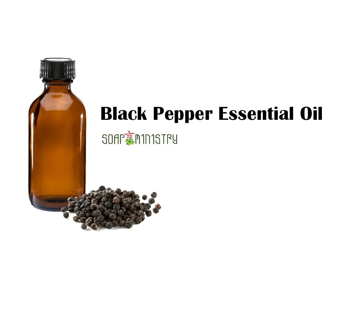 Black Pepper Essential Oil 50ml