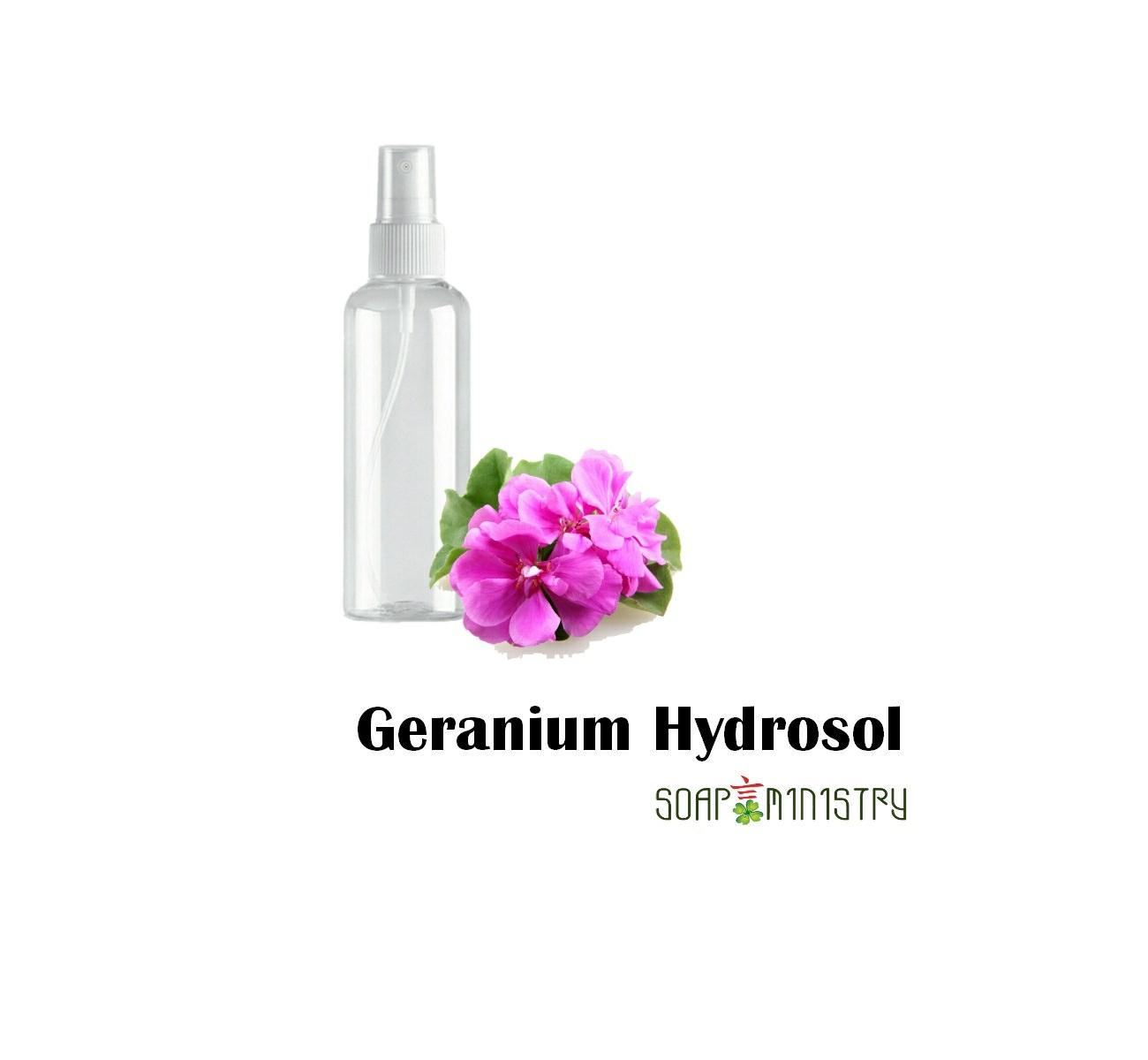 Geranium  Hydrosol 100ml