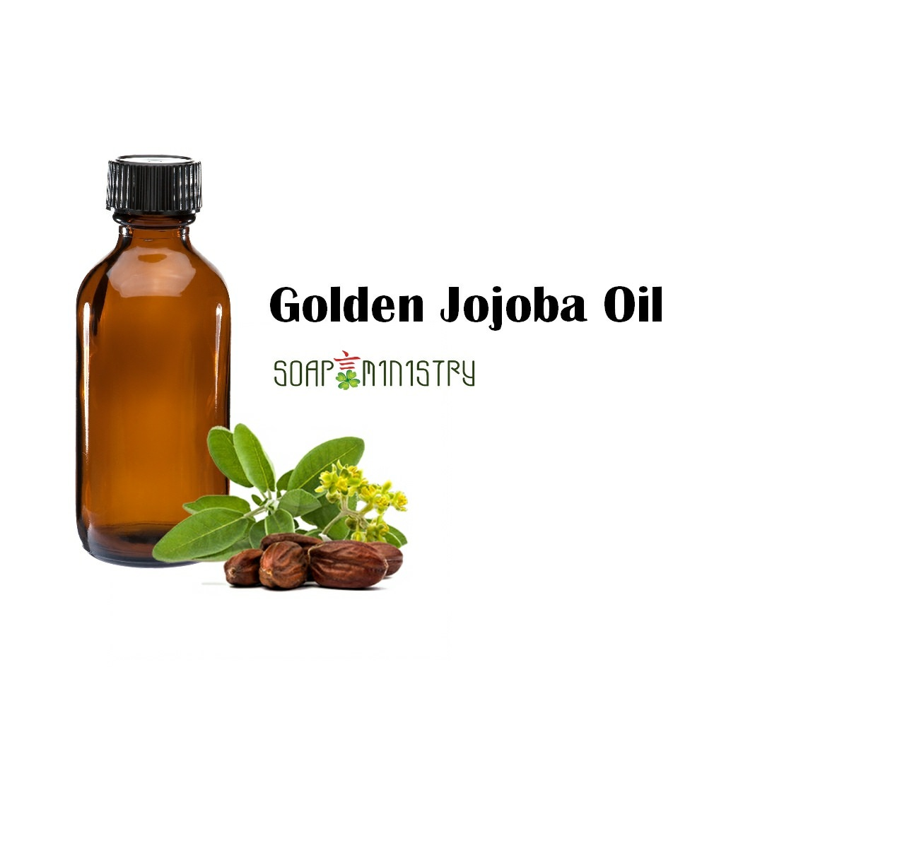 Golden Jojoba Oil 500ml