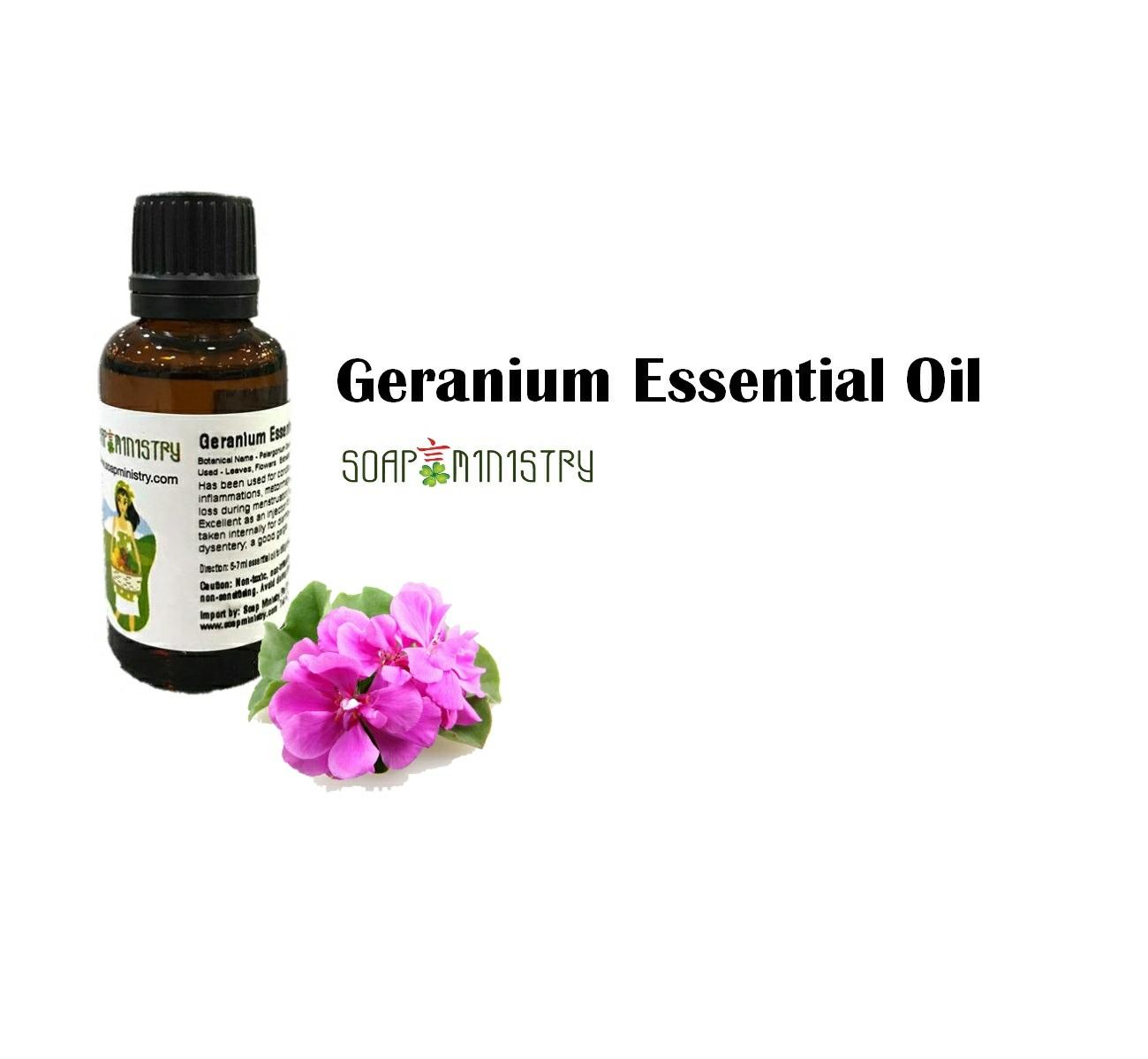 Geranium Essential Oil 1L