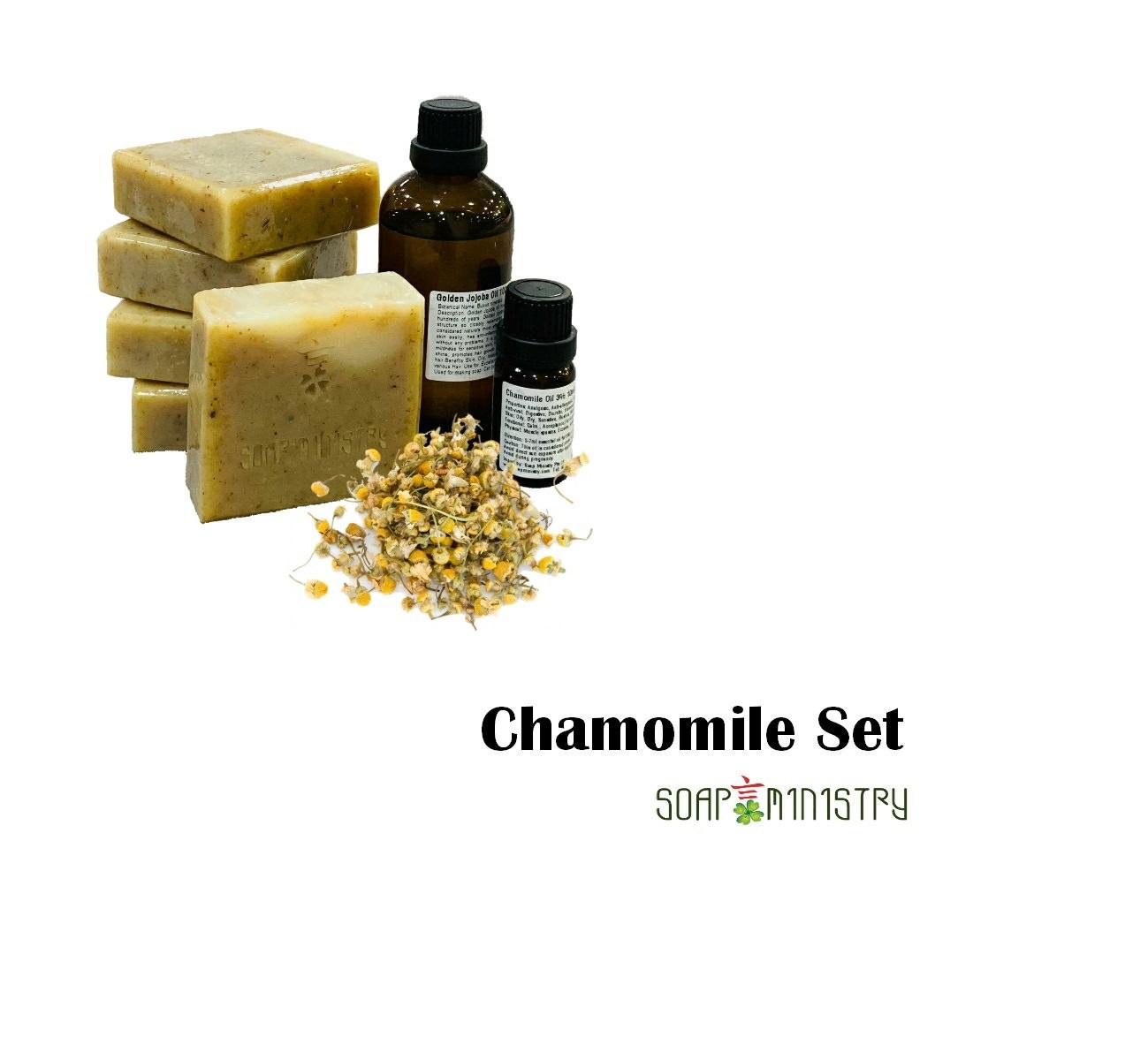 Eczema Chamomile Set (L)
