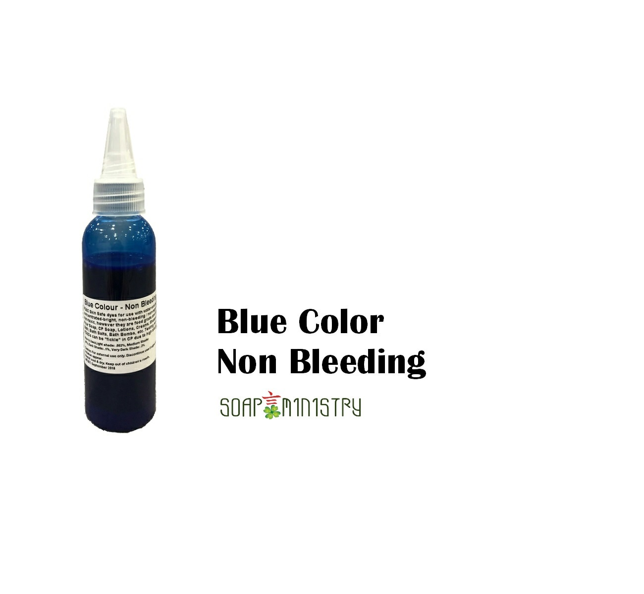 Not Fade Colour - Blue 1L